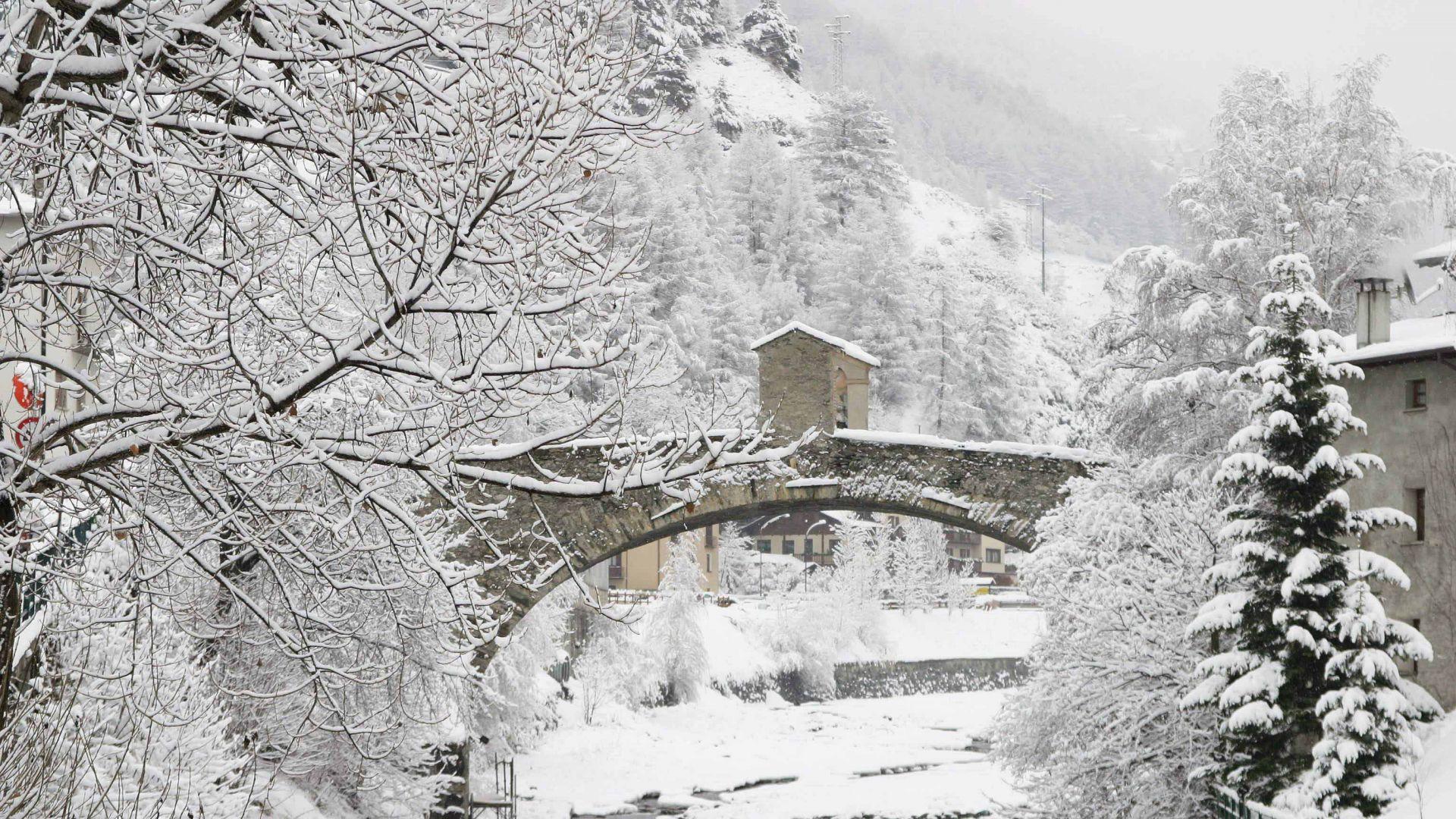 ski, italien, bormio