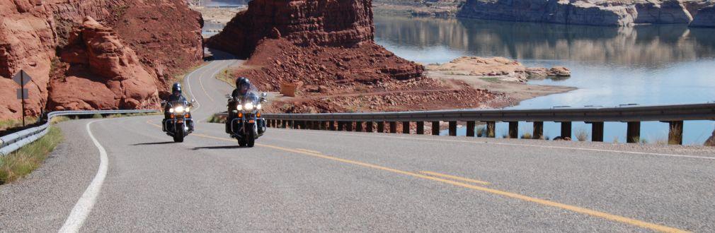 Motorradtour USA Born to be wild, Harley Davidson Big, Twin Adventure, Westküste