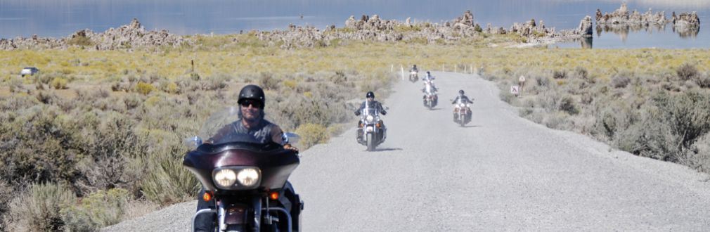 Motorradreisen Motorradtouren