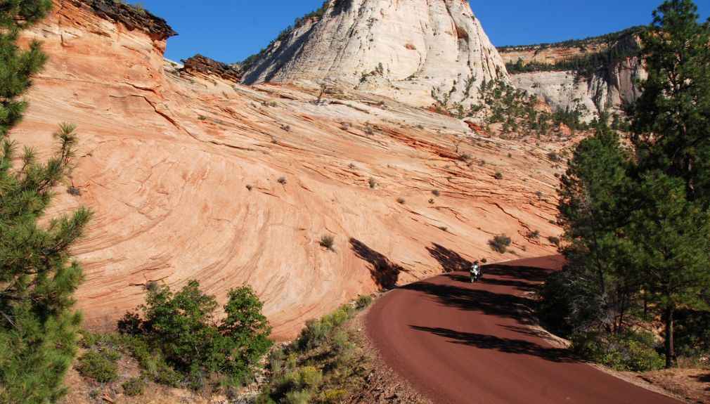 Motorradtour USA Big Sky Harley Davidson Big Twin Adventure Westküste