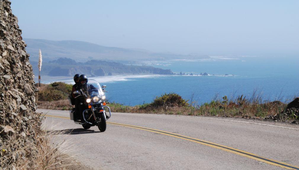 Motorradtour, USA, California Dreaming, Harley Davidson Big, Twin Adventure, Westküste