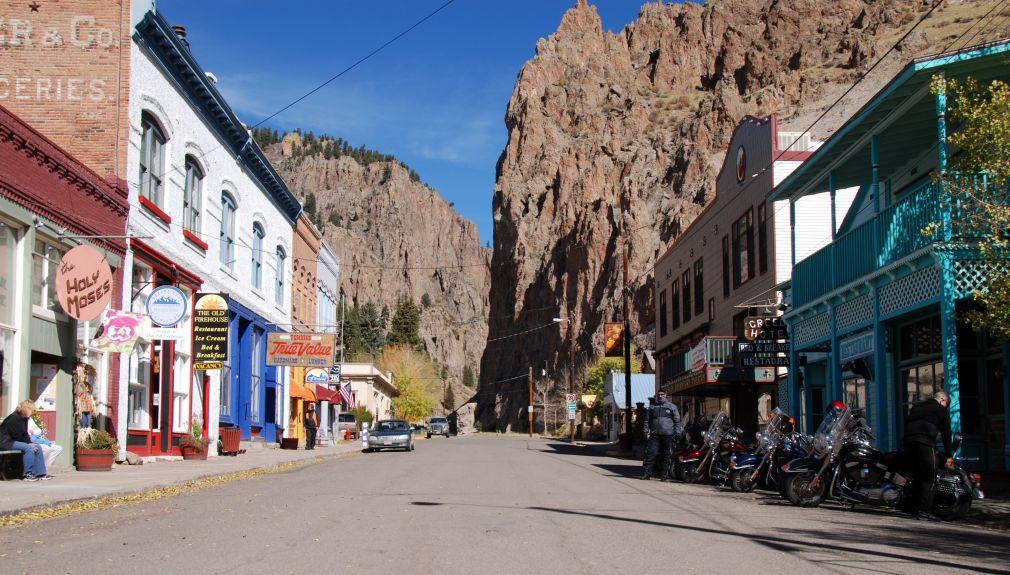 Motorradtour, USA, rocky mountains, Harley Davidson, big Twin, denver,