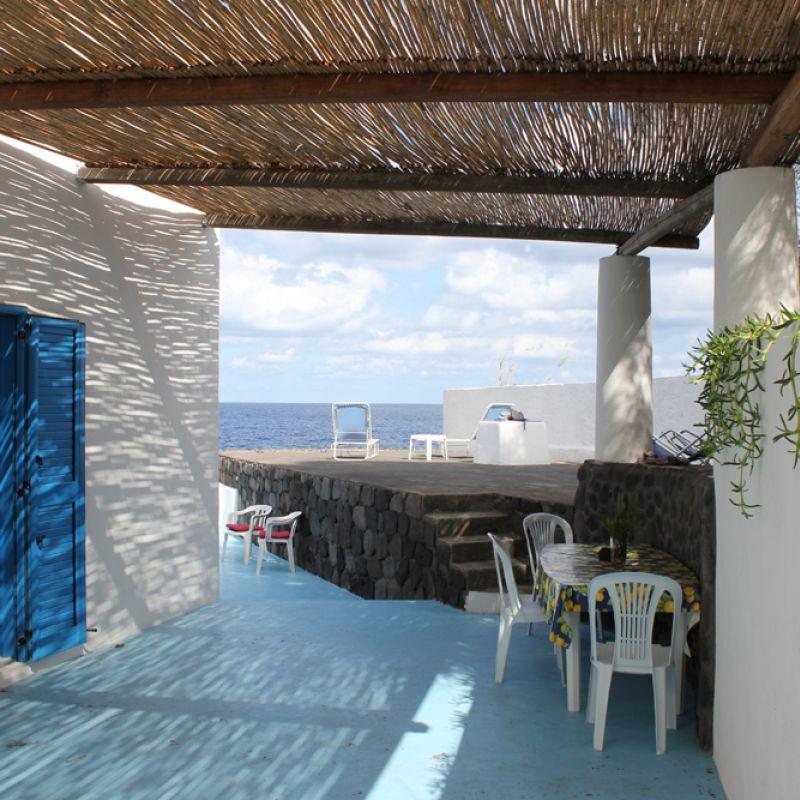 Liparische Inseln Stromboli Ca Marina