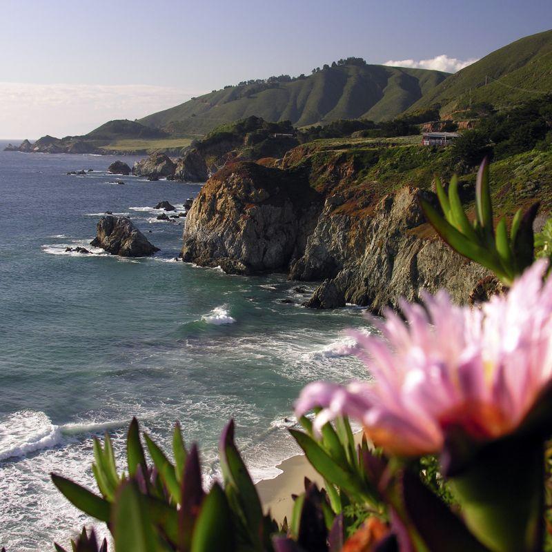 Motorradtour, USA, California Dreaming, Harley Davidson Big, Twin Adventure, Westküste, big sur